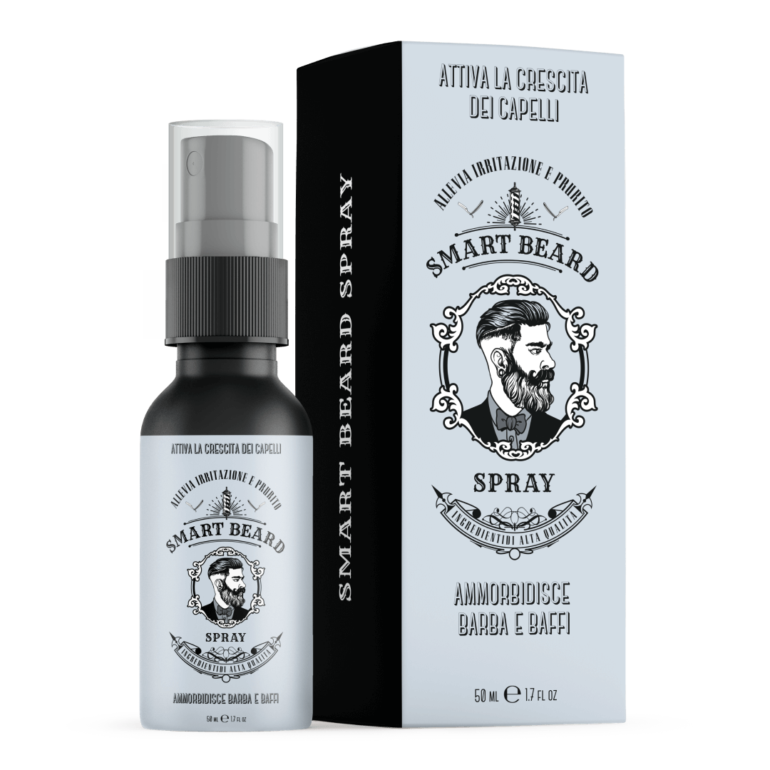 Smart Beard Spray